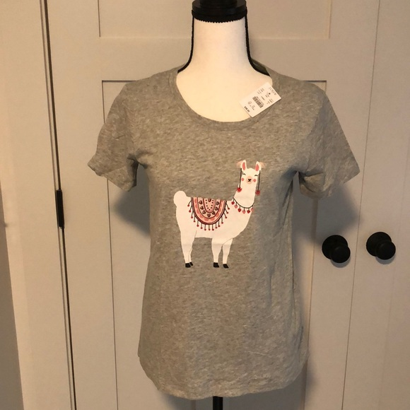 JCrew Collector Tee - New with Tags